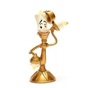 *Disney - Die Schöne und das Biest - Lumière - Leuchtfigur Kerzenständer NEU*