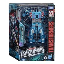 Transformers Generations War for Cybertron Earthrise Leader Doubledealer INSTOCK