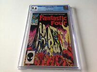 FANTASTIC FOUR 280 CGC 9.6 HATE MONGER PSYCHO MAN CLASSIC COVER MARVEL COMICS