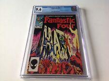 FANTASTIC FOUR 280 CGC 9.6 HATE MONGER PSYCHO MAN CLASSIC COVER MARVEL COMICS