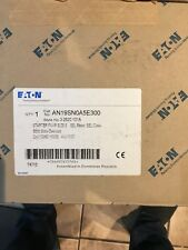 EATON MAGNETIC STARTER SIZE 5 3 POLE 120V COIL AN19SN0A5E300 NEW IN BOX