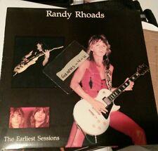 Randy Rhoads the Earliest Sessions Album Ozzy Osbourne