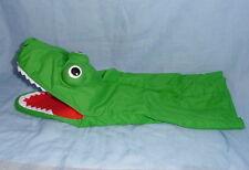 Goki 51988 Handpuppe Krokodil Fürs Kasperletheater