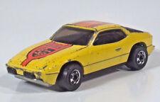 """Hot Wheels Porsche Upfront 924 2.75"""" Die Cast Scale Model"""