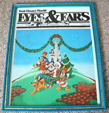Walt Disney World Eyes & Ears Cast Paper Vol. 15 No. 52 (December 26, 1985) Rare