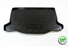Honda jazz 2015-up tailored boot tray liner voiture tapis heavy duty HO302
