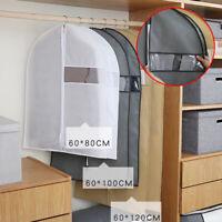 Clothes Dress Garment Dustproof Cover Bag Suit Coat Storage Protector Bag Home