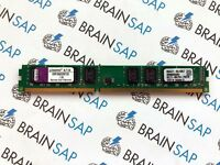2GB DDR3 RAM Kingston ValueRam KVR1066D3N7/2G - PC3-8500U 1066 MHz Low Profile