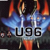 U96 Movin' (1995) [Maxi-CD]