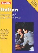 Berlitz Italian Cassette Pack Berlitz Guides Audio Cassette