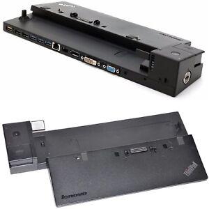 Lenovo ThinkPad Pro ThinkPad X240, X250, X260, X270  Dock type  Docking Station