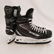 CCM Ribcor 80K Senior Ice Hockey Skates-10.0-D - Sharpened