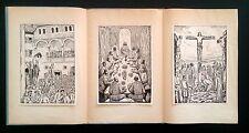 JAN KONUPEK   Ctyri Evangelia Four Gospels Booklet of 3 Prints Czech avant-garde