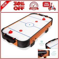 Tabletop Air Hockey Arcade Game Table With 2 Pucks & 2 Strikers- 40in