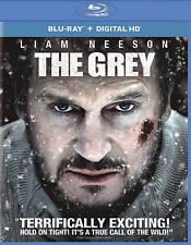 The Grey  (Blu-ray Disc, 2015)  LIKE NEW