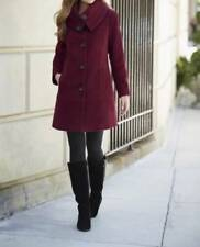 Women's Outerwear Winter Church X-mas plush long Jacket coat plus size 2X $279