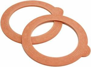 Calder 1958 Spareparts Gasket for Alimentary, 4 Mm Height Barn Red