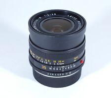 Leica SUMMICRON-R E55 35mm f/2 3-cam Lens
