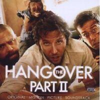 THE HANGOVER PART II MIT DANZIG UVM. CD SOUNDTRACK NEW!