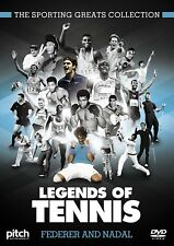Legends Of Tennis: Federer and Nadal (DVD)