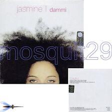 """JASMINE """"DAMMI"""" RARO CDsingolo PROMO 2006 - RENATO ZERO"""