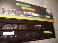 L15   Märklin 8130 Länderbahn Güterzug mitGüterzuglokomotive P8 Spur Z