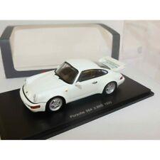PORSCHE 911 CARRERA RS 3.8 Type 964 Blanc SPARK 1:43