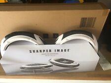 Nib~Sharper Image Adult Size Double Wheel Self Propelled In-Line Skates ⬅�