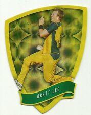 Cricket Australia Select 2009/10 DIE CUT FDC57 BRETT LEE TWENTY 20 TEAM CARD