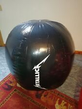 Metallica Strandball Wasserball aufblasbar