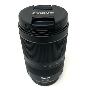 Canon RF 24-240mm f/4-6.3 IS USM - UK NEXT DAY DELIVERY