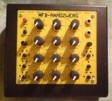MFB Nanozwerg - Synthesizer analog - sehr guter Zustand!