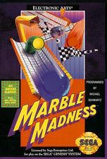 ## SEGA Mega Drive - Marble Madness - TOP / MD Spiel ##