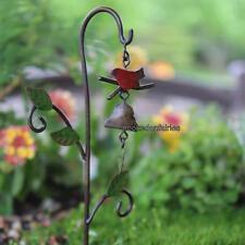 Miniature Bird Wind Chime Fairy Garden Faerie Gnome Hobbit Windchime Ws 1528