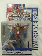 NEW - Takara Tomy Transformers Adventure - STARSCREAM TAV62