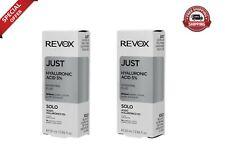 Revox Hyaluronic Acid Just Hyaluronic Acid 5% Special pack of 2x 30 ml / 1.01 oz