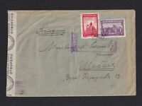 GERMANY 1943, German Occupation, WWII, Serbia, Cover