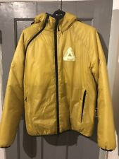 Palace Pertex Quantum Jacket Yellow