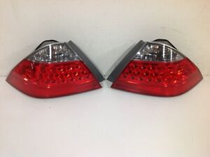 JDM 2006-2007 HONDA ACCORD INSPIRE UC1 USED OEM TAIL LIGHTS LAMPS 4 DOOR SEDAN