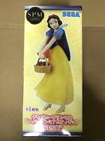 Disney Characters Snow White Super Premium Figure SEGA SPM Prize NEW from Japan