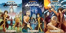 Gene Luen Yang's Avatar: The Last Airbender THE SEARCH Graphic Novels Set 1-3