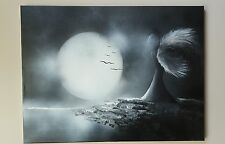 "Majestic Kingdom, Medium (Up to 30""), Original, Signed, US, 2000-Now, Artist"