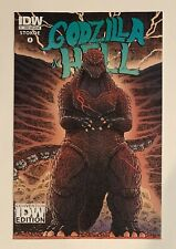 GODZILLA IN HELL 1 SDCC Convention Variant • IDW Comic Stokoe • 1/200 • NM+