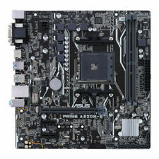 ASUS PRIME A320M-E, Socket AM4, AMD Motherboard