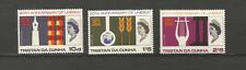 Tristan Da Cunha 1966 Y&T N°101 à 103 3 timbres non oblitérés /T4479