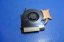 Samsung NP550XTA-K01US CPU Cooling Fan w// Cooling Heatsink BA31-00185A