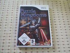 Puzzle piattaforma per Nintendo Wii e Wii U * OVP *