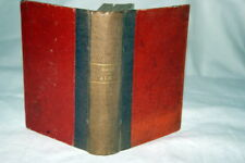 EMILIE FLYGARE CARLEN ALMA OU LA FIANCEE DE L'OMBERG 1838 SUEDE 2/2 RELIE