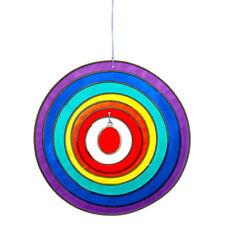 Colourful Rainbow Glass Resin Suncatcher Indoor Outdoor Home & Garden Ornament