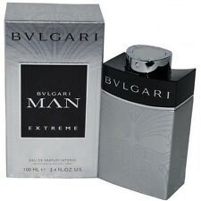 Bulgari MAN EXTREME by Bvlgari, 3.4 oz EDP Intense Cologne for MEN